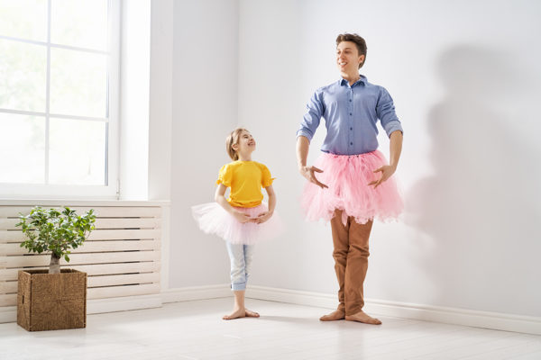 Danse parent-enfant